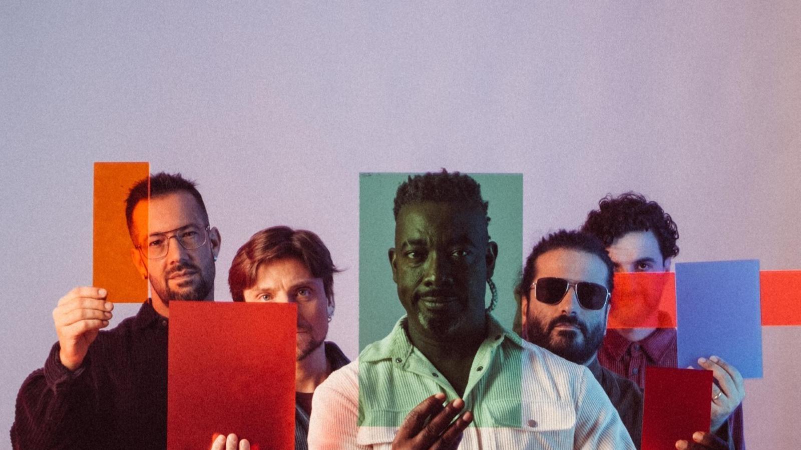 La Clarence Bekker Band en una imatge d'arxiu