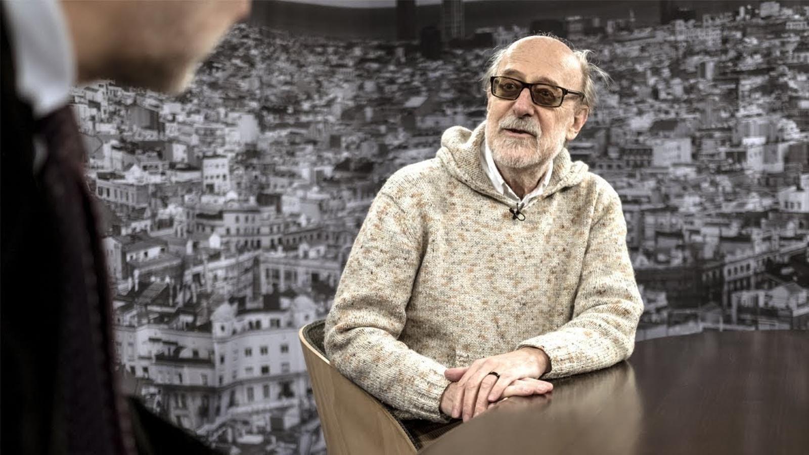 Entrevista d'Antoni Bassas a Joan Soler