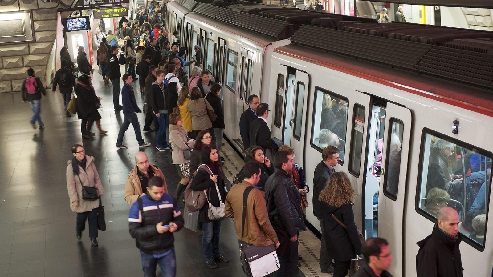 TMB encarrega 42 trens a Alstom: el contracte més important de la història del metro
