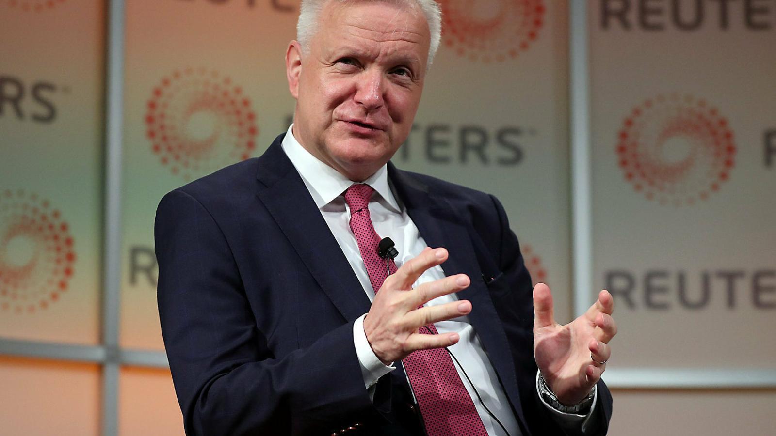 Olli Rehn, governador del Banc Central de Finlàndia, en una imatge recent.
