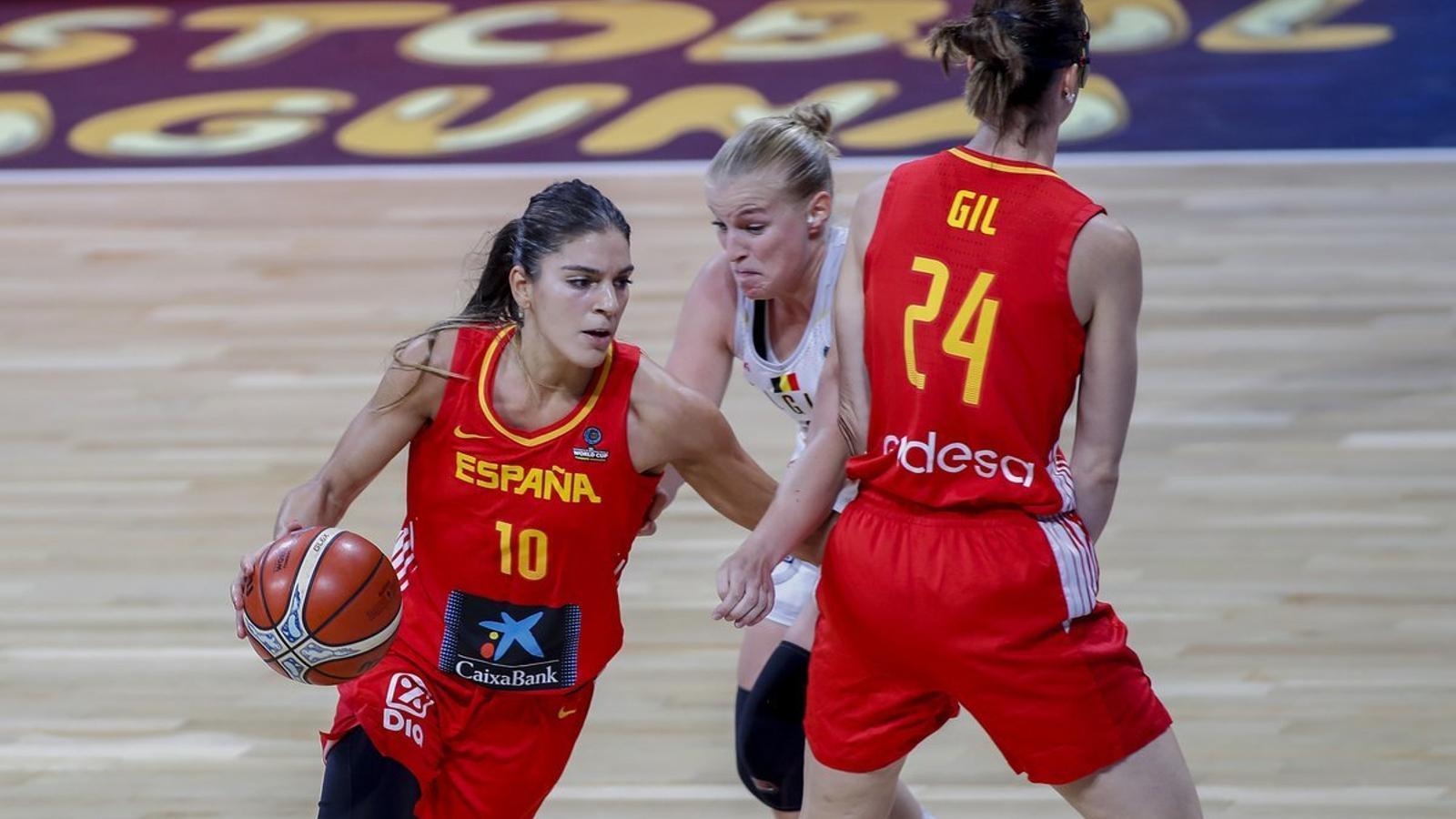 Espanya cau contra una sorprenent Bèlgica (72-63)