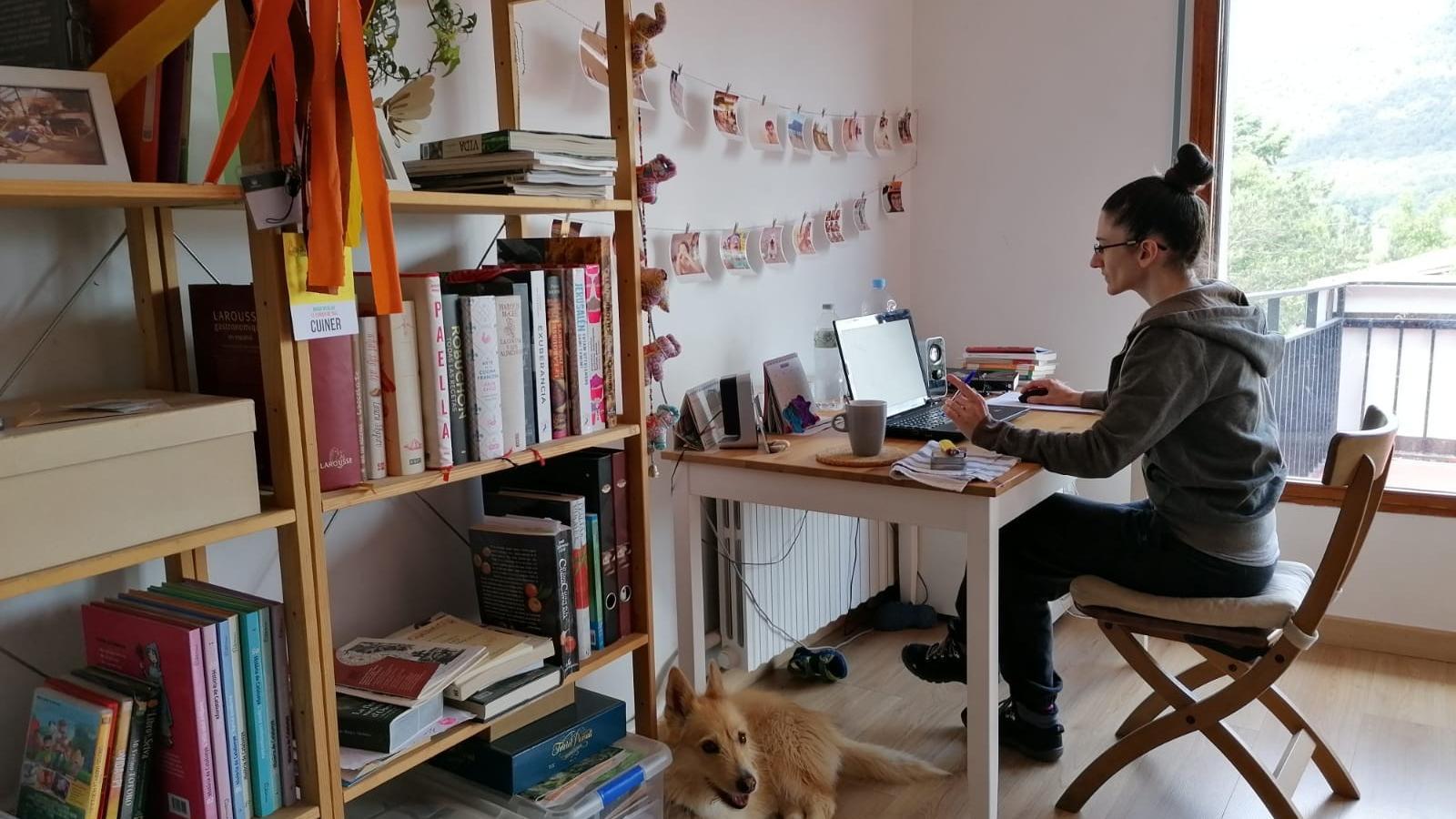 """Maria Nicolau: """"La cuina em permet no tenir por del demà"""""""