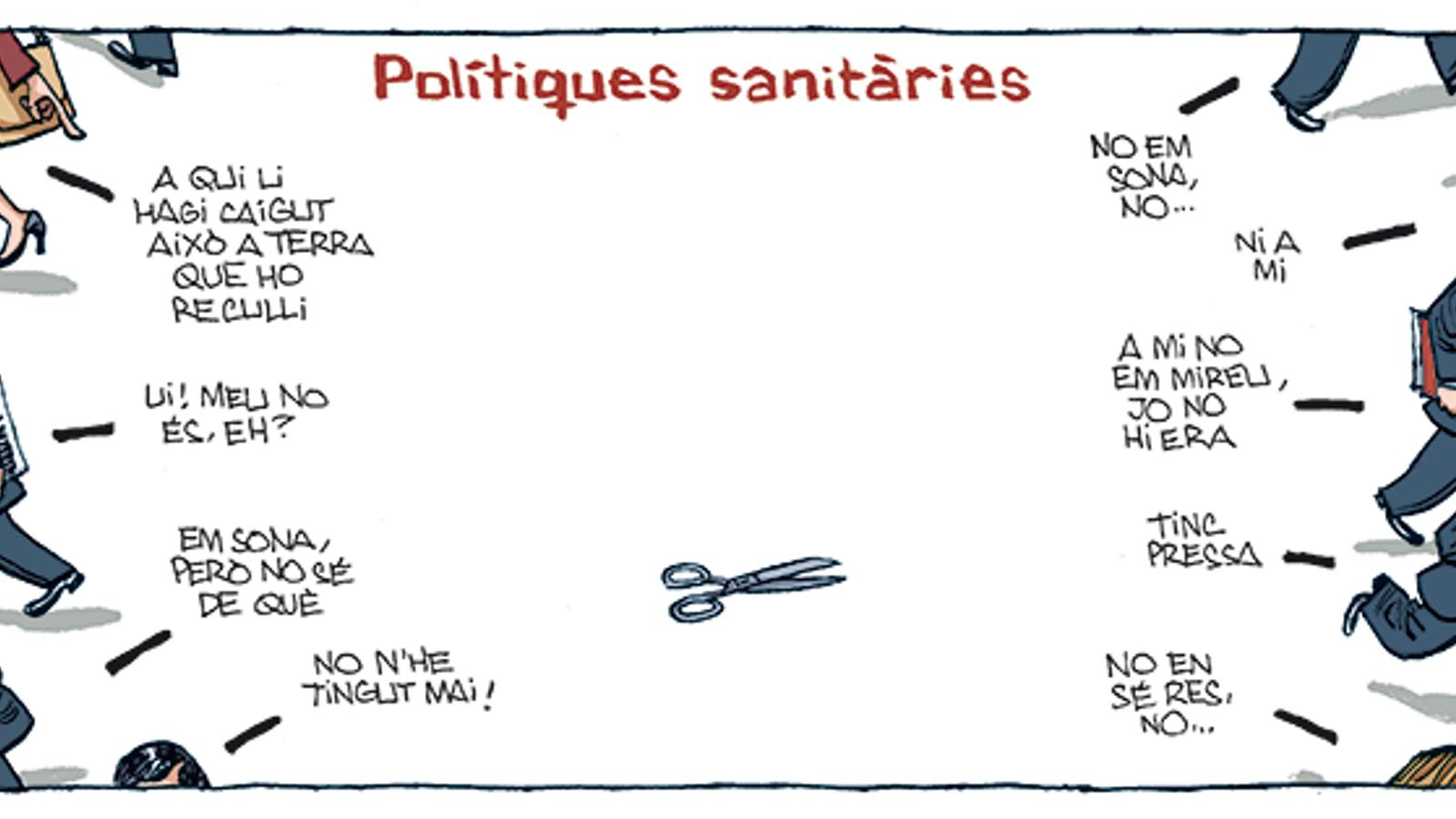 'A la contra', per Manel Fontdevila 19/04/2020