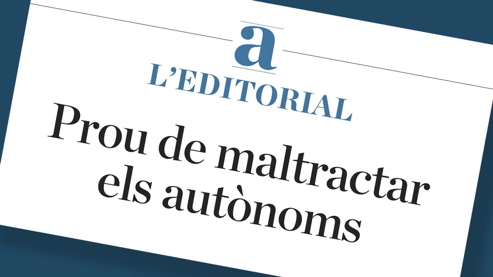 L'anàlisi d'Antoni Bassas: 'L'endemà del fracàs, l'endemà del país'