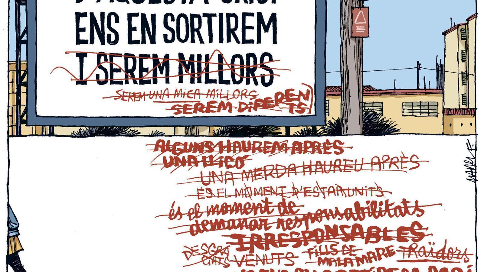 La vinyeta de Manel Fontdevila 03/05/2020