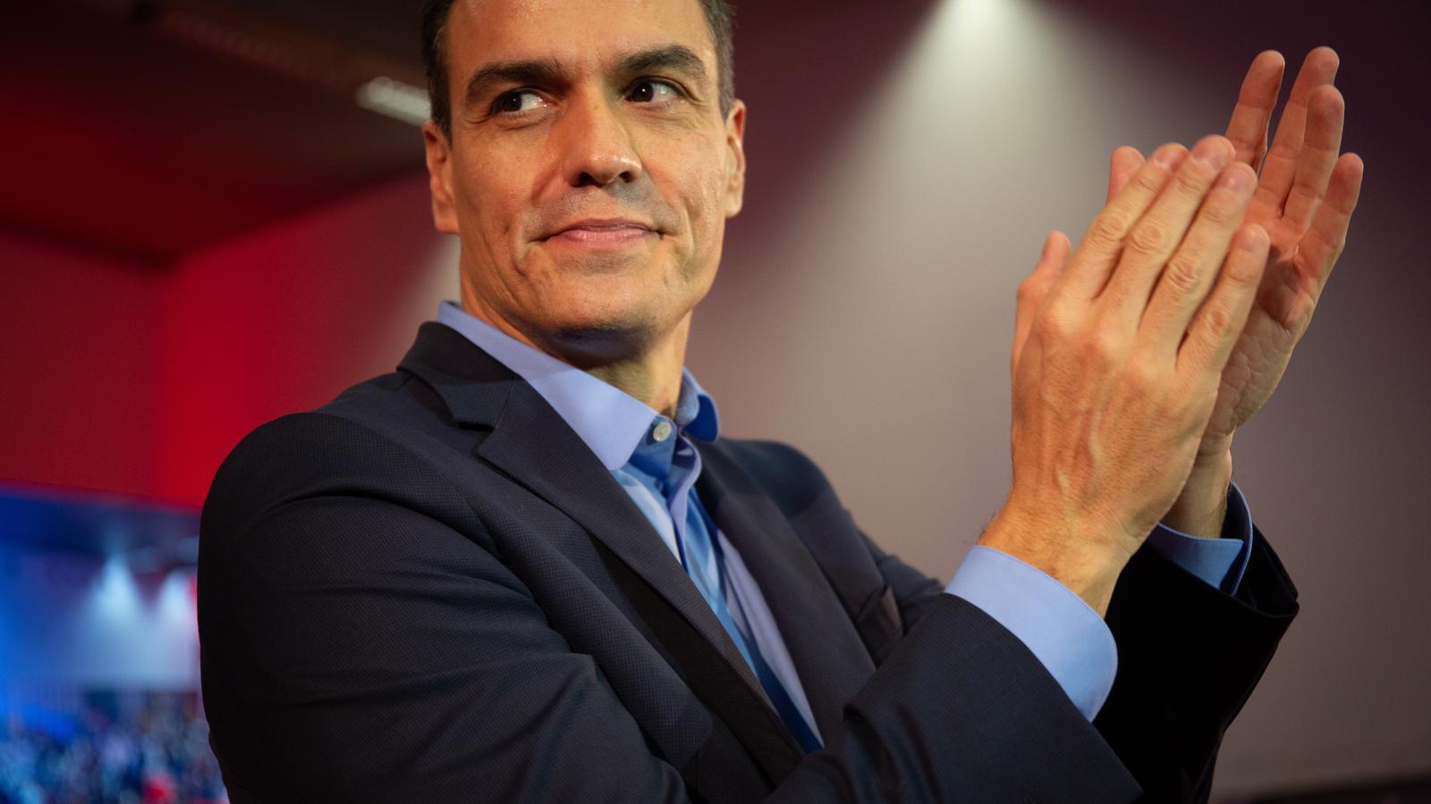 Sánchez recorda que la Fiscalia depèn del govern espanyol per explicar com pensa extradir Puigdemont