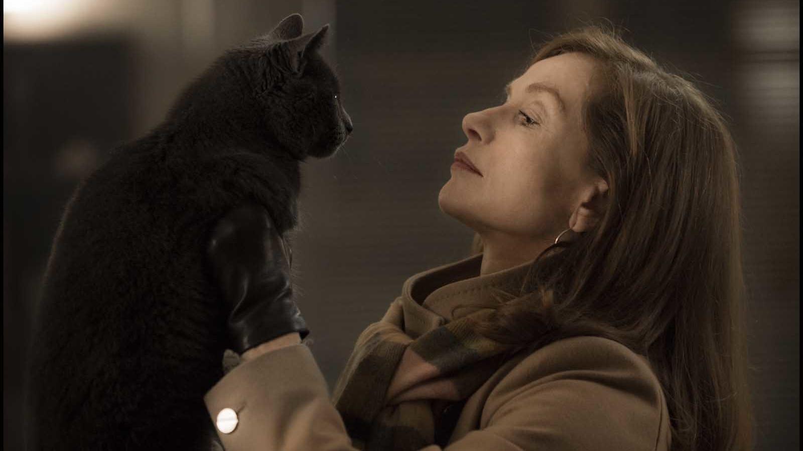 Isabelle Huppert a 'Elle'