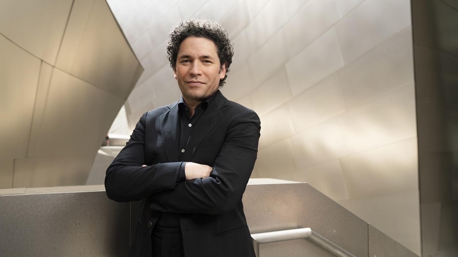 Gustavo Dudamel actuarà al Festival de Peralada 2019