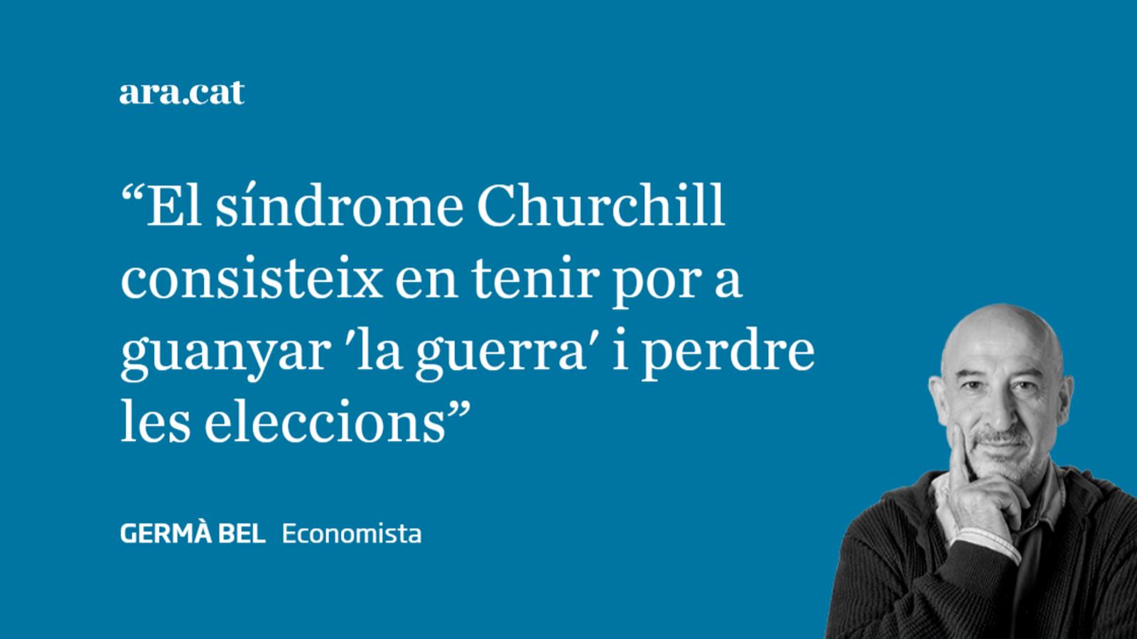 Gestió de crisis i la síndrome Churchill