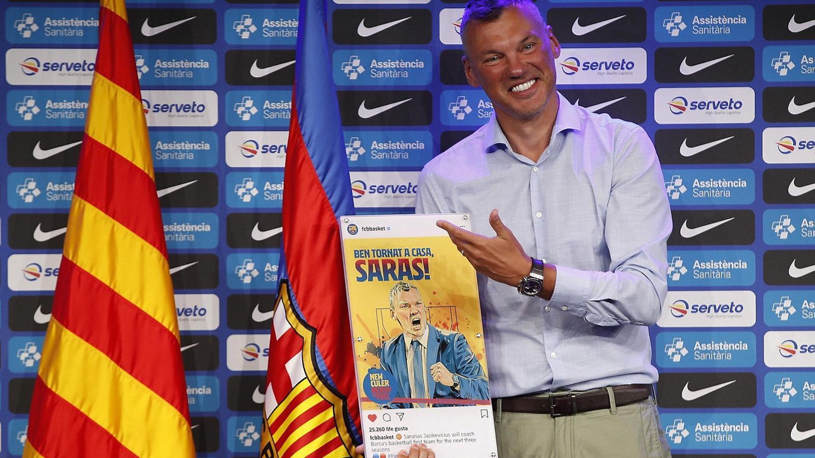 El soci 86.993 agafa el timó del Barça