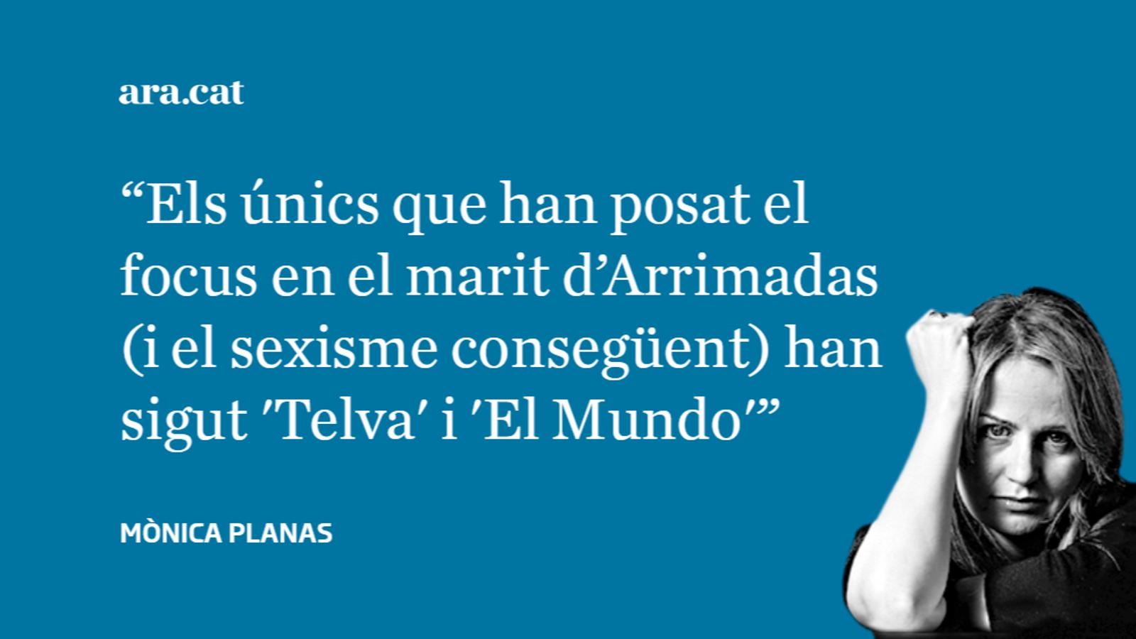 Arrimadas i la sensibilitat catalana