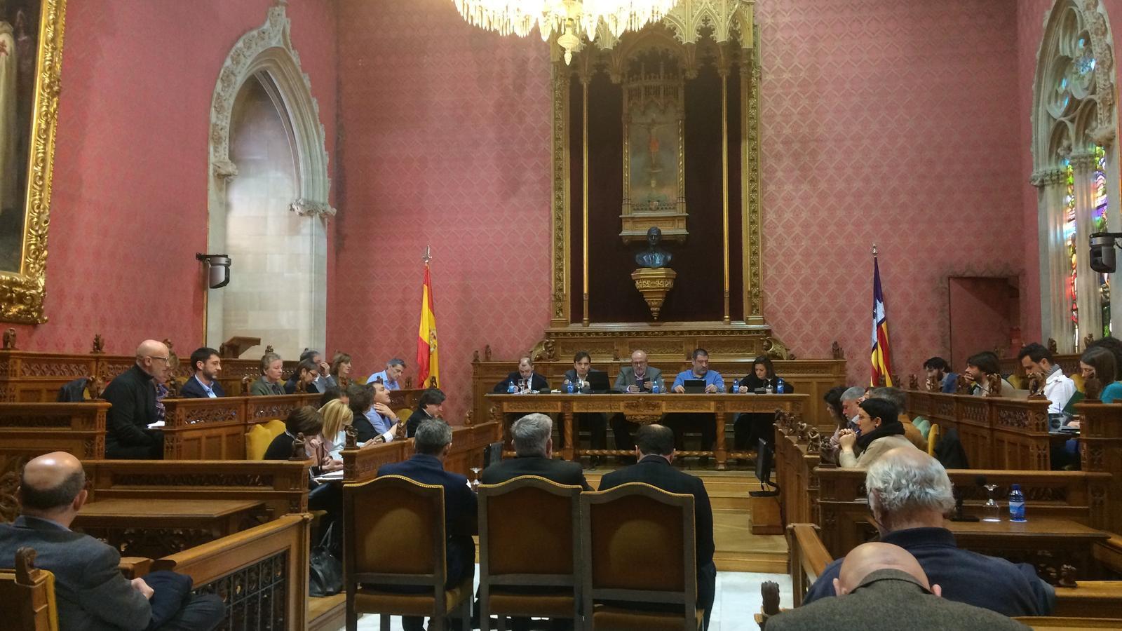 El Consell rep la competència de Promoció Turística amb el vot en contra del PP
