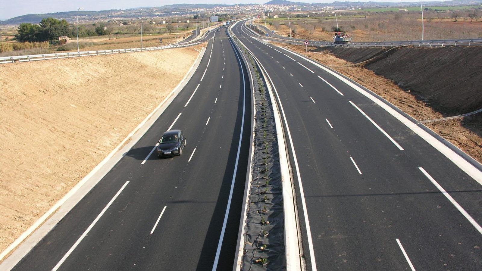 El Consell de Mallorca  fa els deures amb el deute acumulat de la carretera de Manacor