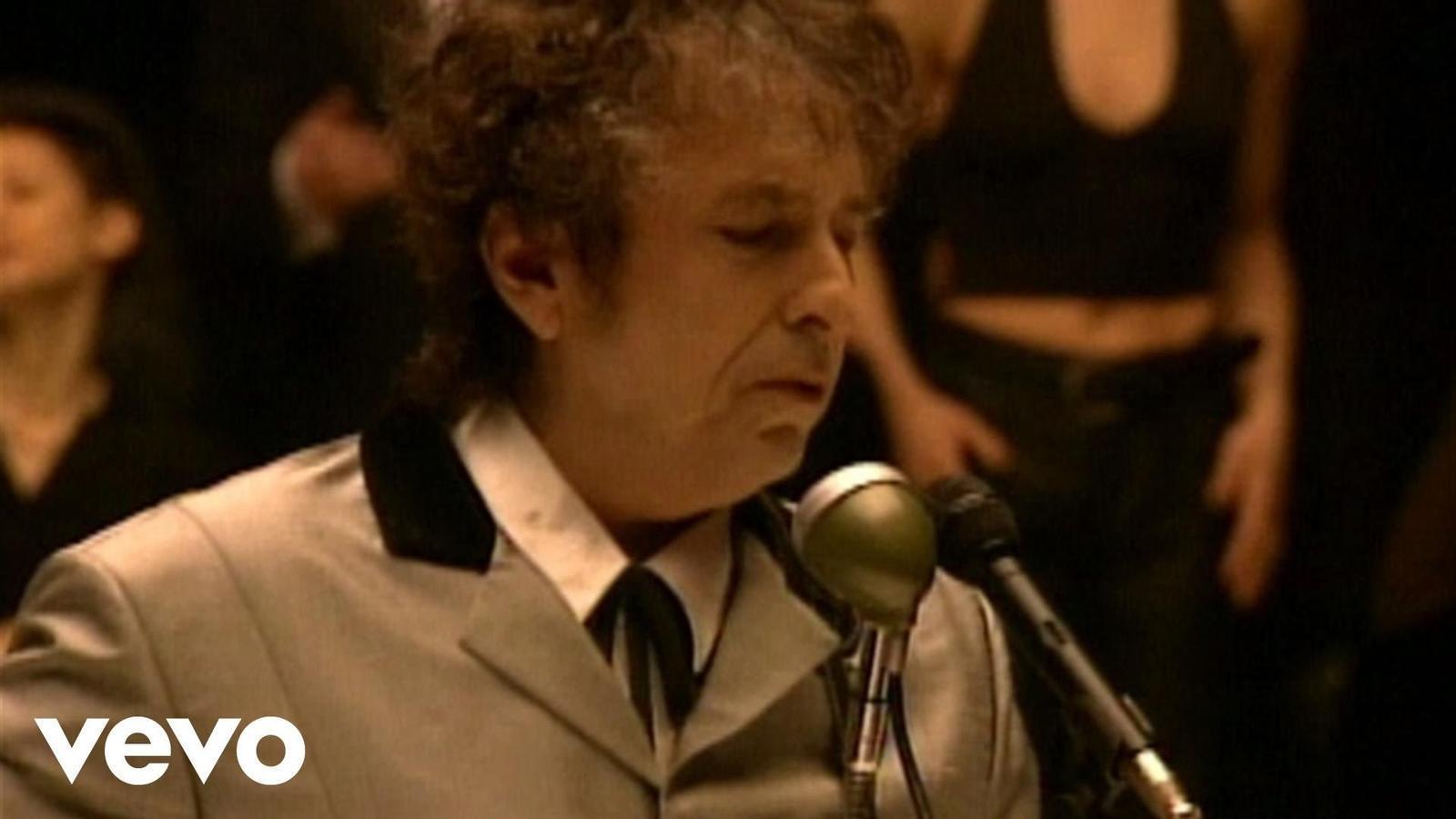 Bob Dylan, interpretant 'Love sick'