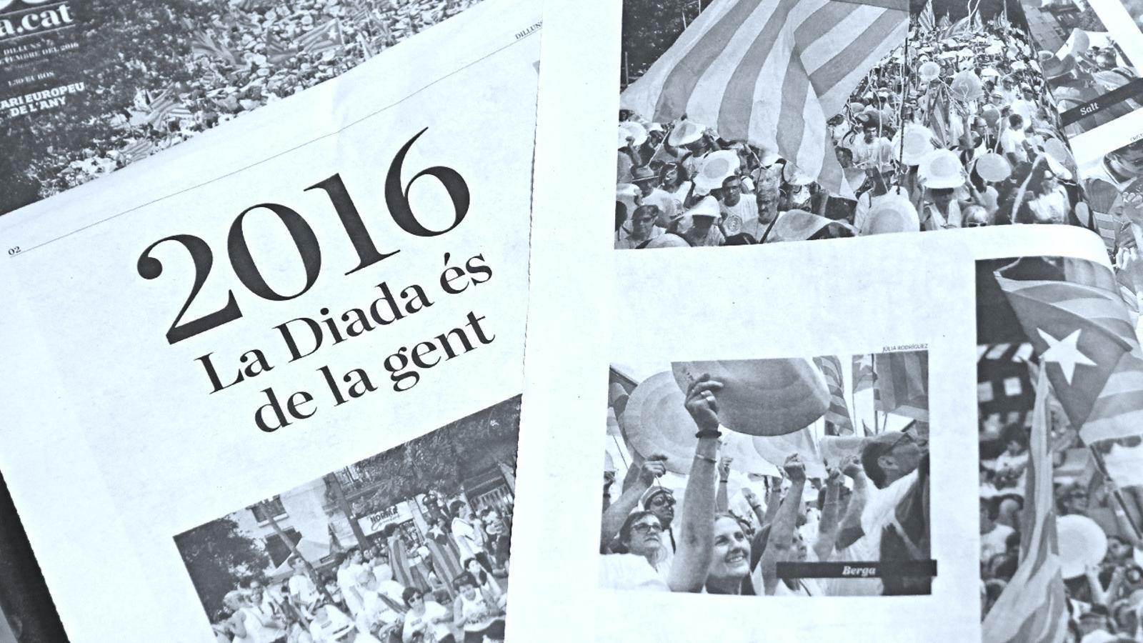 L'anàlisi d'Antoni Bassas: 'Una Diada madura per al vot'
