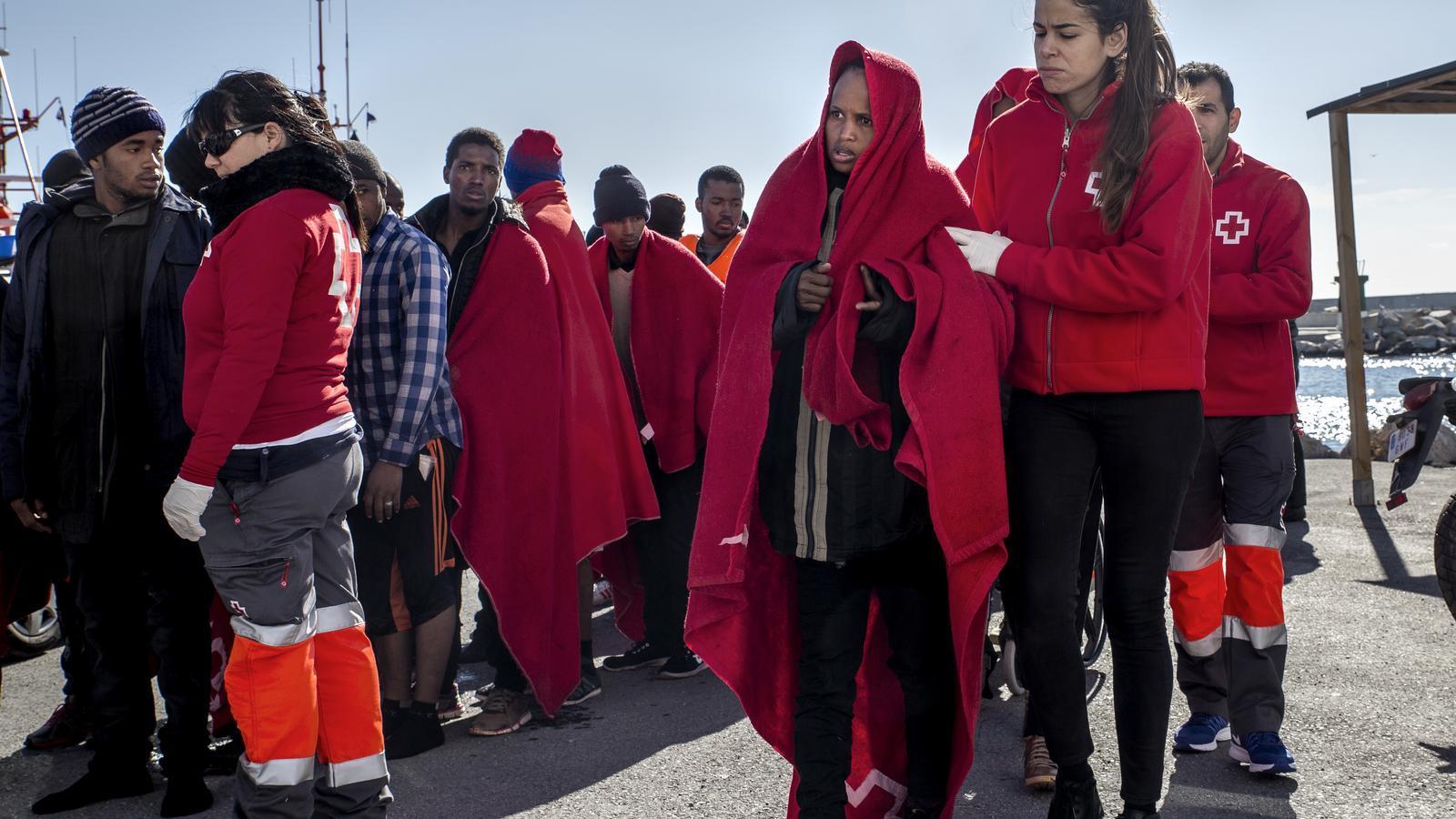 1.798 morts entre Espanya i el Marroc des del 2010