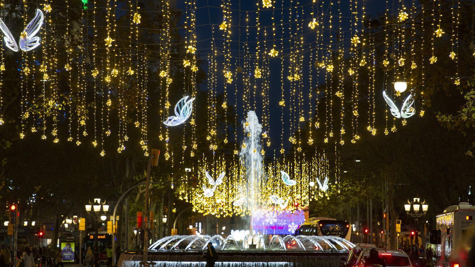 Es preveu que la mobilitat i les relacions socials augmentin durant les festes de Nadal.
