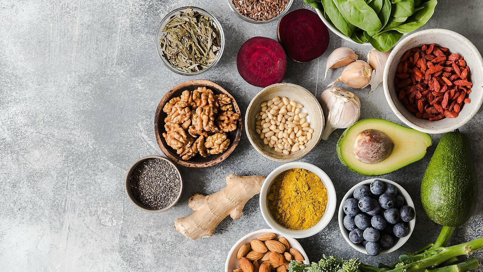 La dieta sana passa pel 'real food'