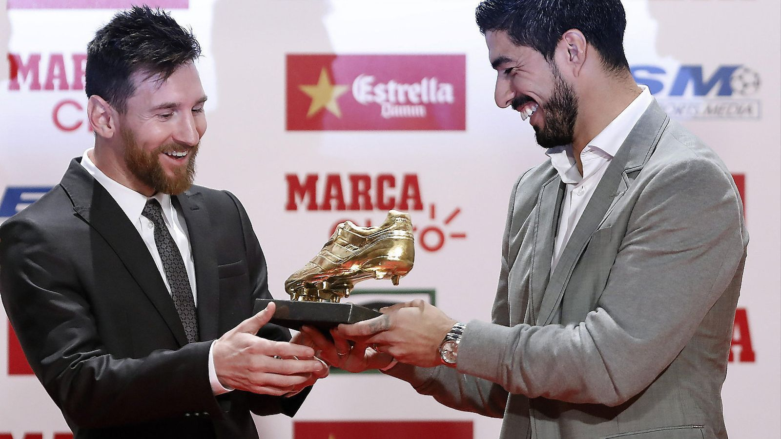 La setmana de Messi i Serrat