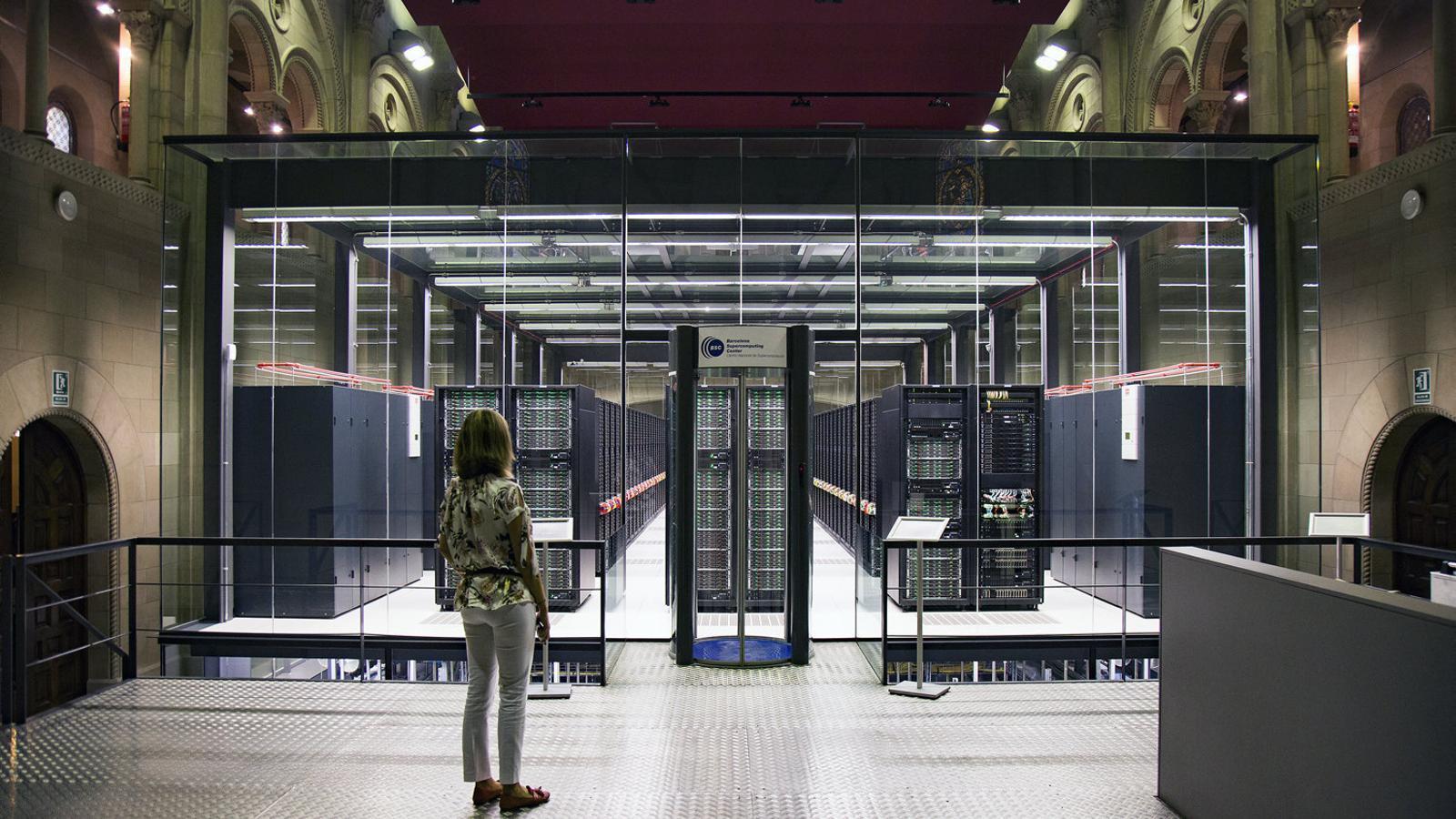 La sobirania tecnològica del Barcelona Supercomputing Center, a examen