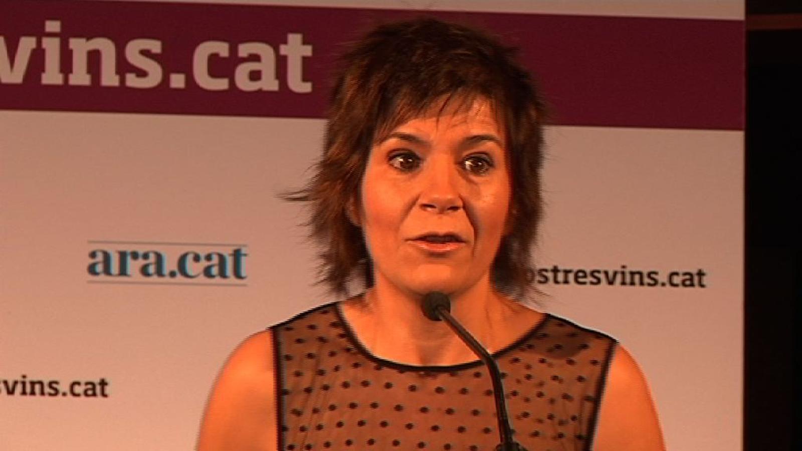 El resum en vídeo de l'acte de presentació de 'Araelsnostresvins.cat'