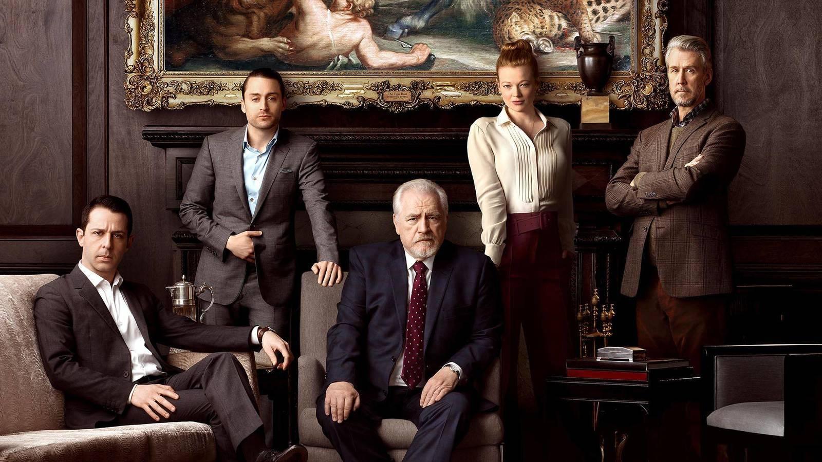 Els Emmy s'agenollen davant 'Succession' i 'Schitt's Creek'