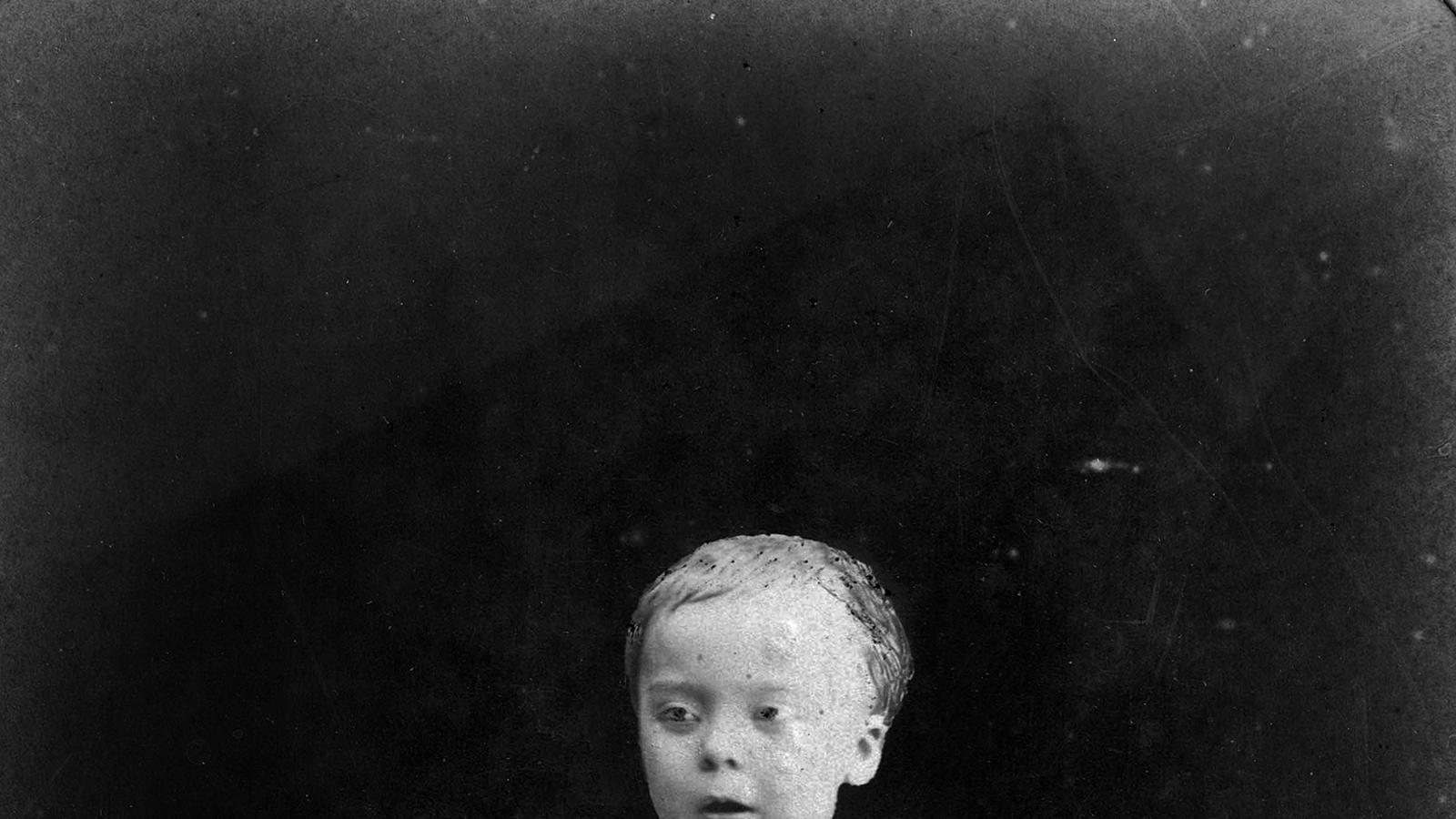 Francesc Layret de petit. Arxiu familiar