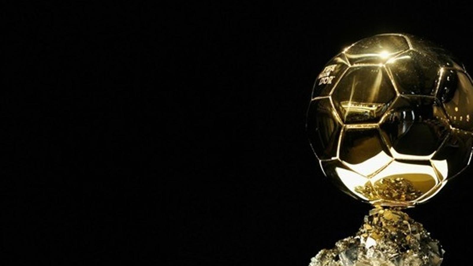La Pilota d'Or FIFA 2011.