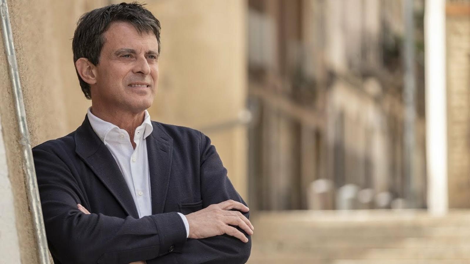Preguntes enllaçades: Valls pregunta a Maragall