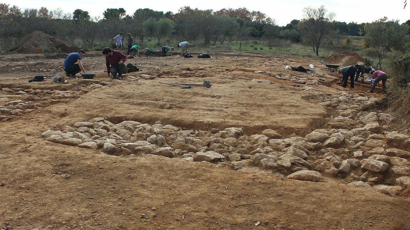Els terrenys del jaciment iber  de Banyeres  ja són de l'Ajuntament