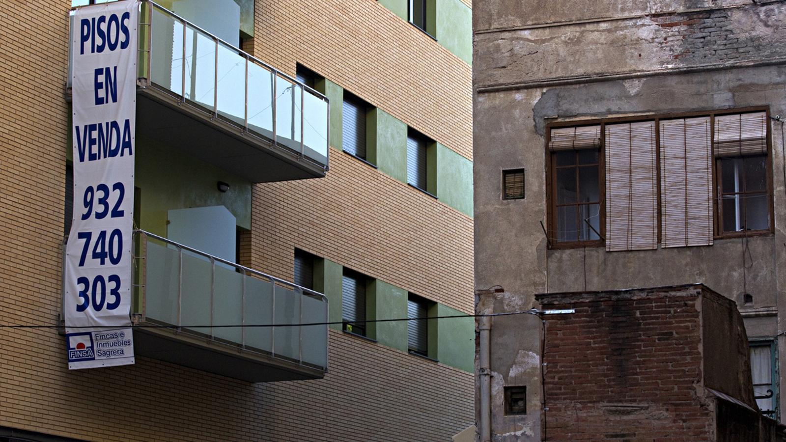 Les Balears encapçalen la pujada de la compravenda d'habitatges el novembre amb un 32,8%