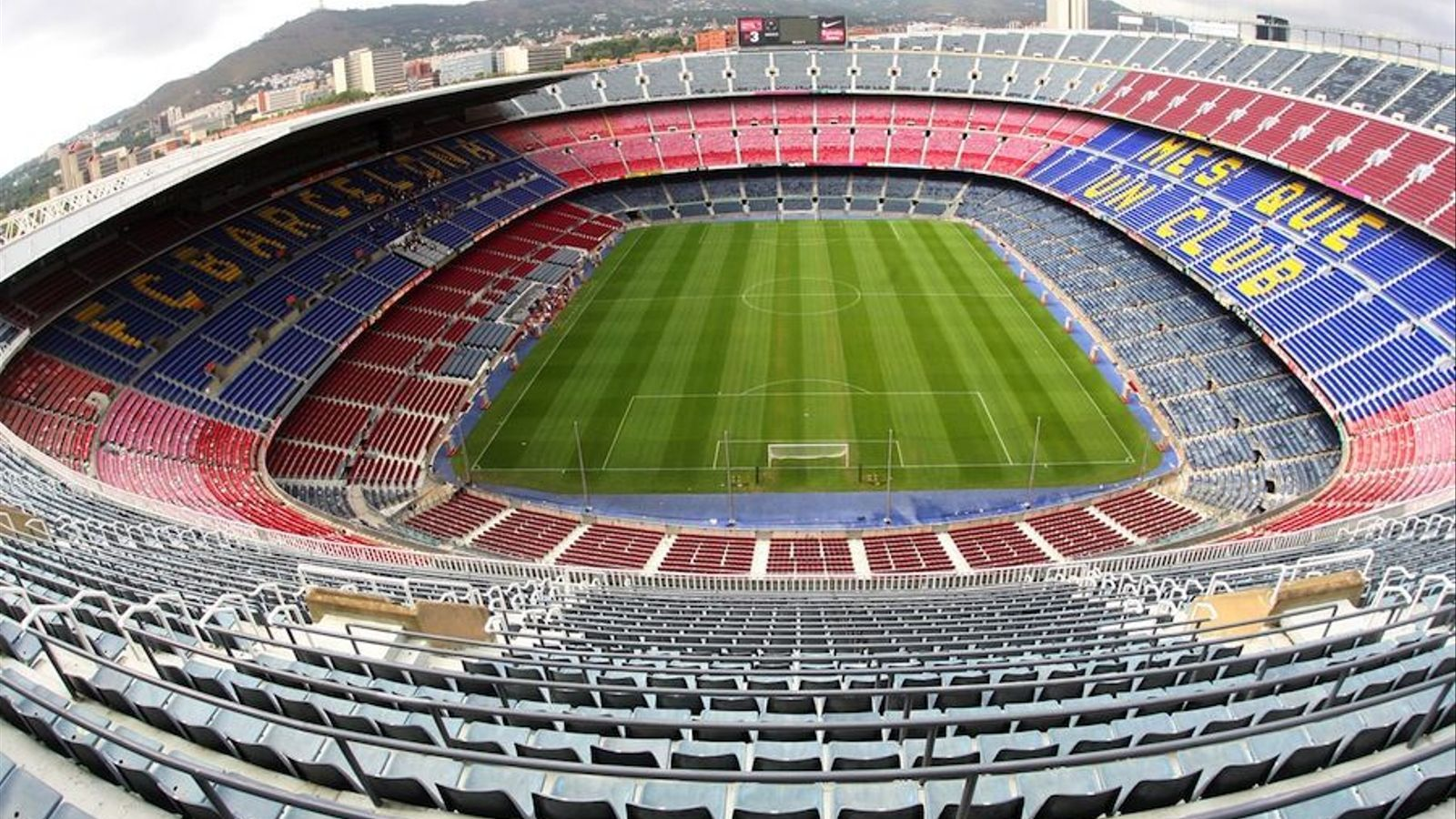 Eleccions al Barça: deu aspirants per a una única cadira