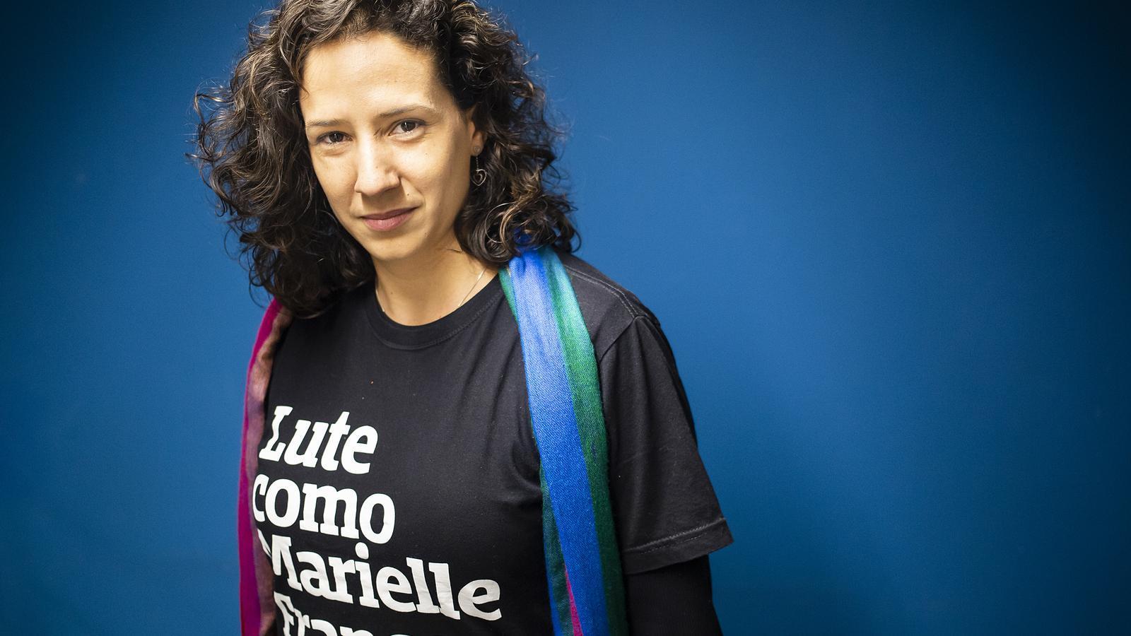 """Mônica Benício: """"La política del Brasil s'ha construït per l'odi"""""""