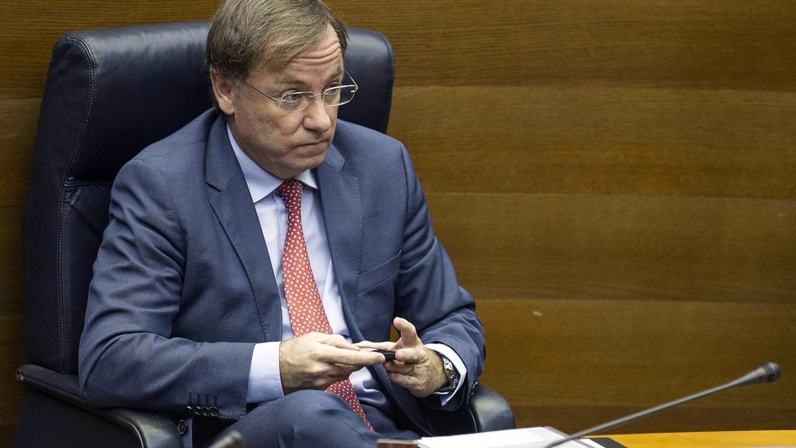 El pspv demana la compareixen a del delegat del govern i for Ministre interior