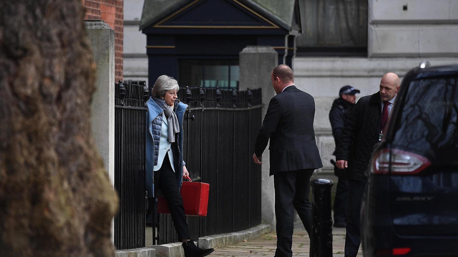 La UE es prepara per al pitjor Brexit
