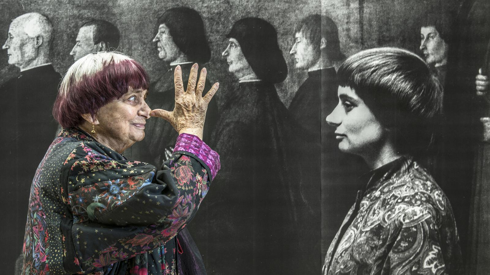 """Agnès Varda: """"La necessitat que sento per filmar és la mateixa avui que fa 60 anys"""""""