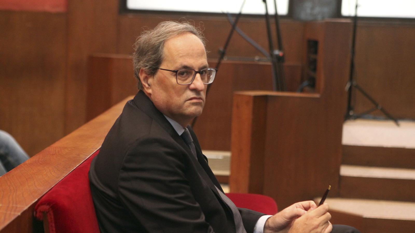L'anàlisi d'Antoni Bassas: 'El judici del cansament històric'