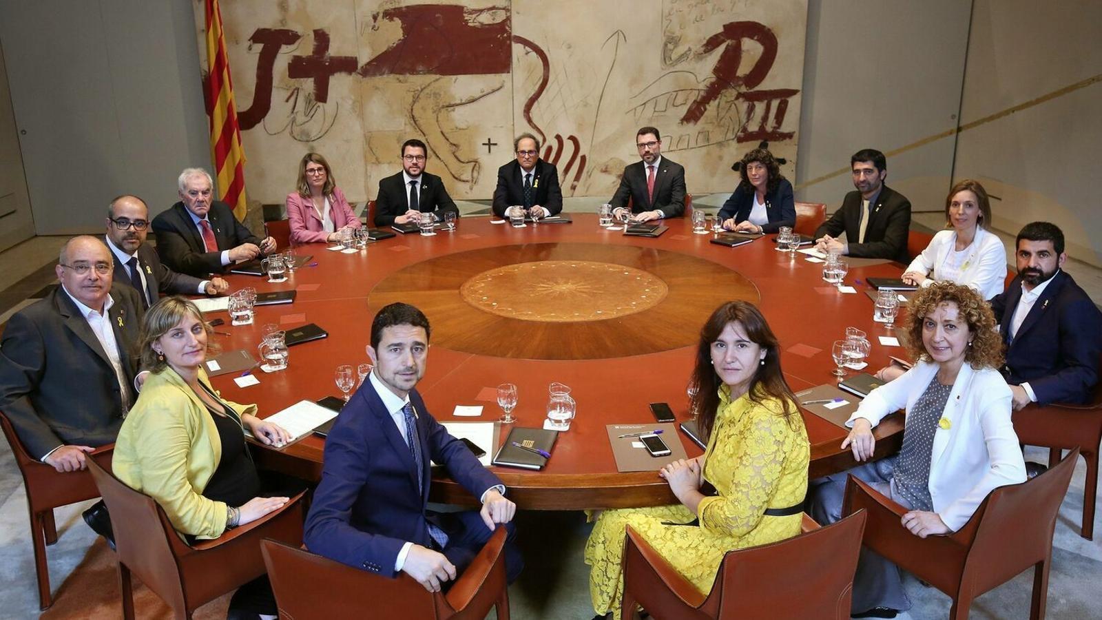 Més del 60% dels catalans creu que el Govern no sap com resoldre els problemes del país
