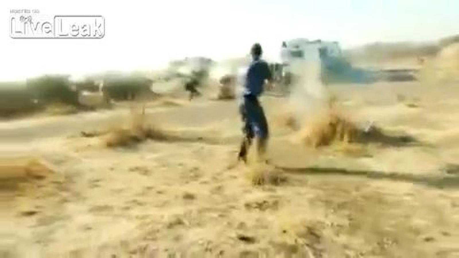 La policia sud-africana dispara contra miners en vaga