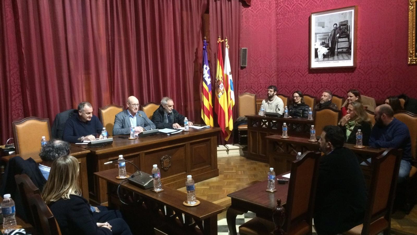 Bernadí Vives renúncia a la batlia de Llucmajor seguint el pacte de Govern