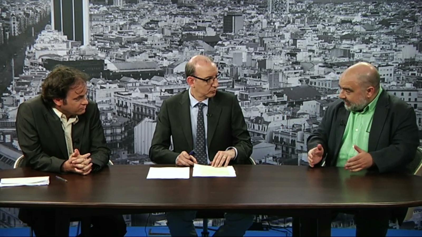 La sentència sobre la protesta al Parlament protegeix el dret de manifestació o avala els excessos? Cara a cara: Ferran Sáez-Jaume Asens