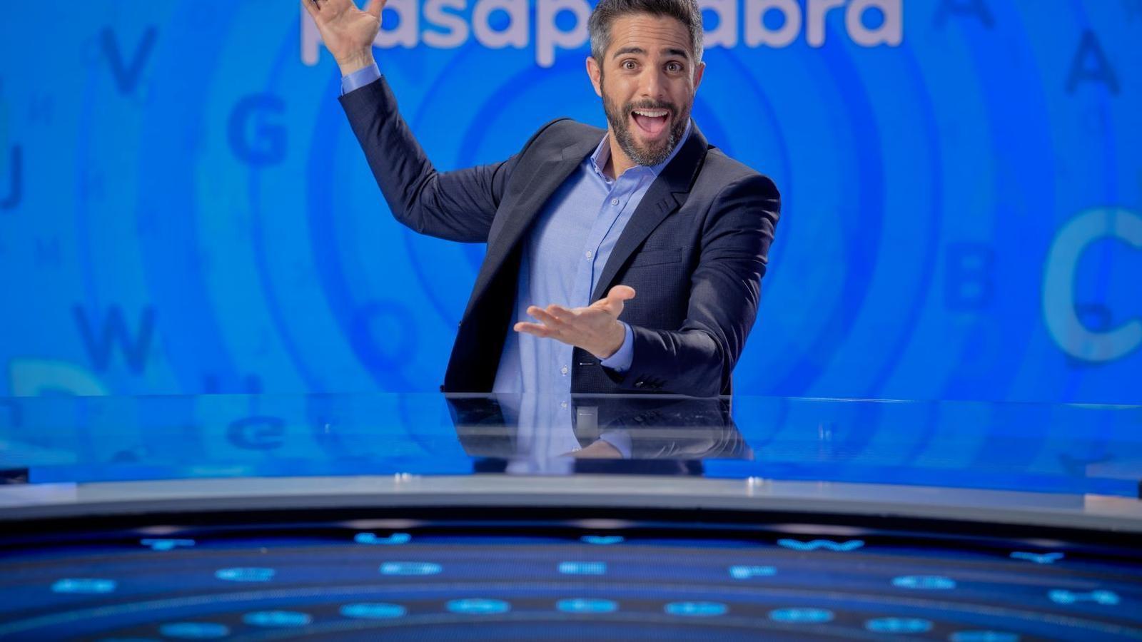 Antena 3 estrena 'Pasapalabra' aquest dimecres a la nit
