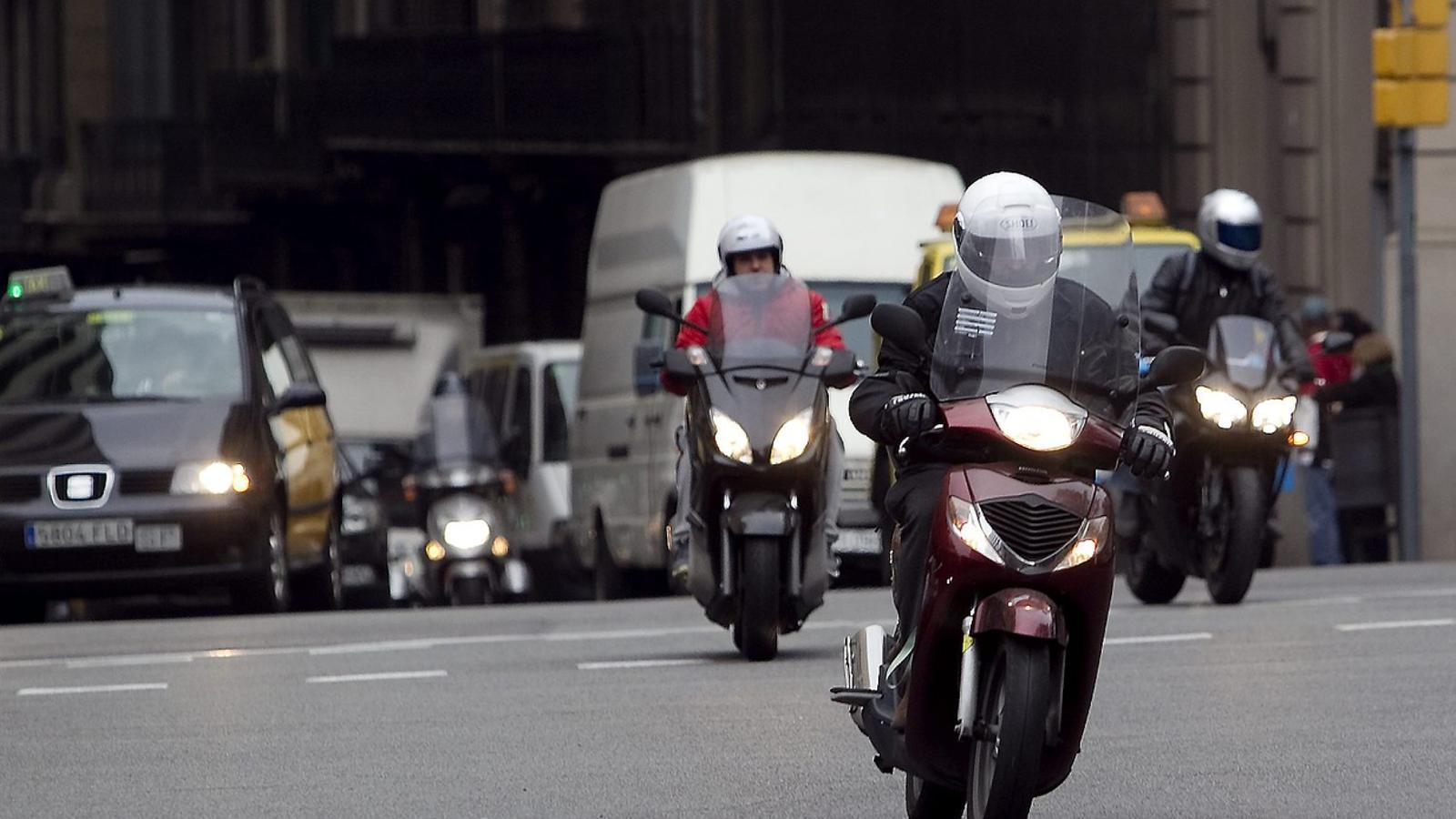 Cada tres dies mor una persona en un accident de trànsit a Catalunya