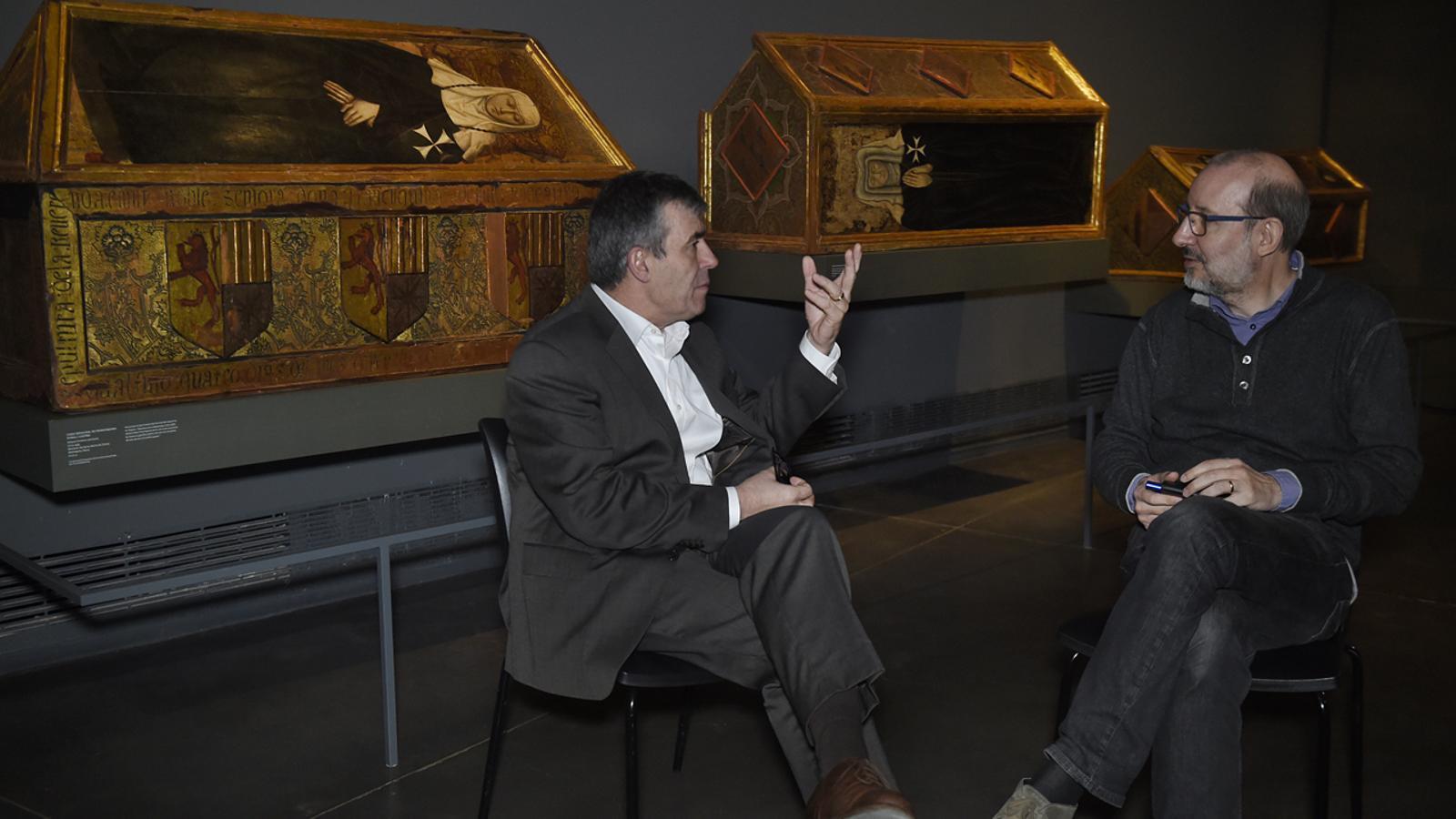 """L'anàlisi d'Antoni Bassas: 'El museu de Lleida: """"Conseguir el efecto y que no se note el cuidado""""'"""