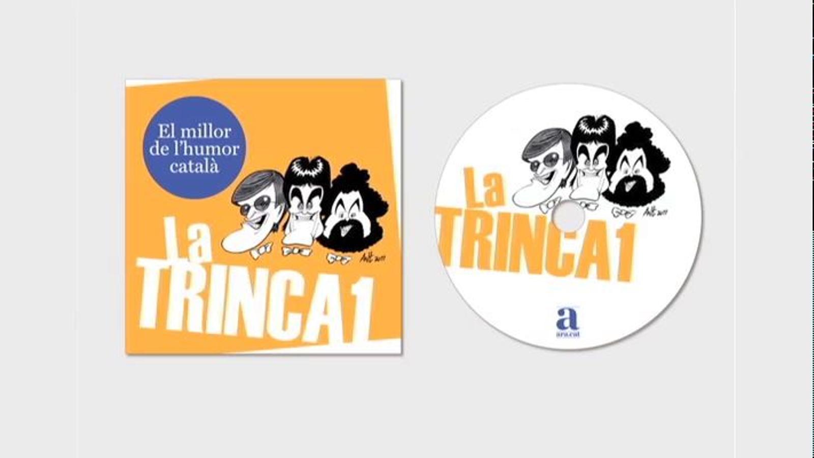 Escolteu cinc 'hits' de La Trinca que trobareu al CD de l'ARA