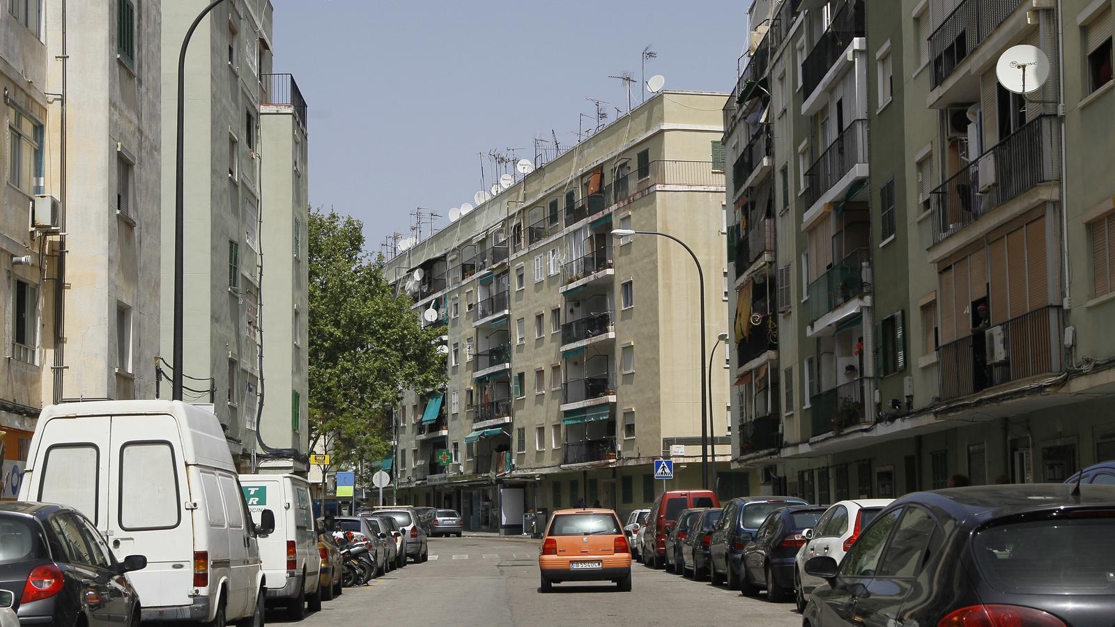 300.000 euros per rehabilitar finques i pisos de Son Gotleu