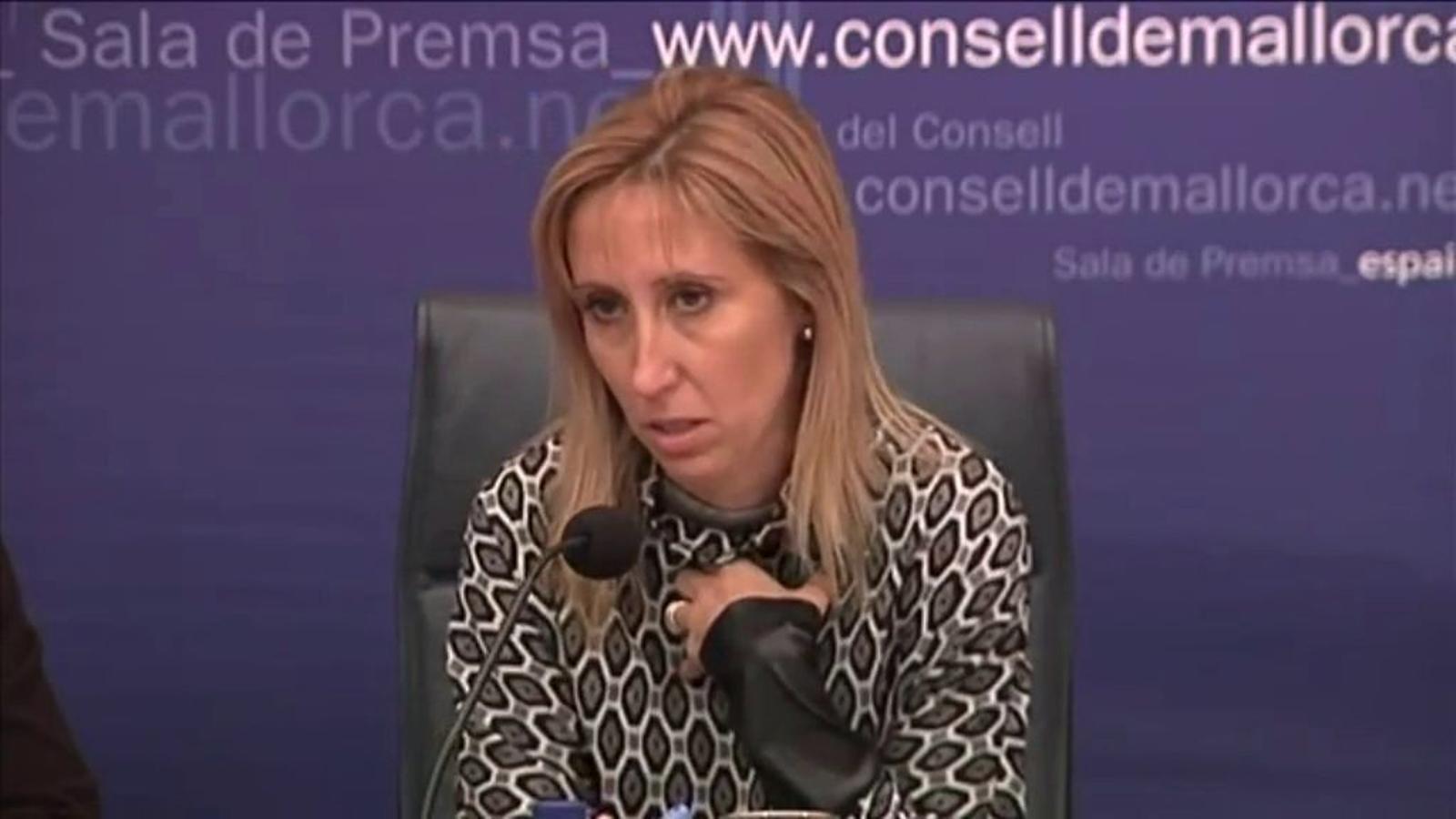 La compareixença de Catalina Soler sobre la importació de residus