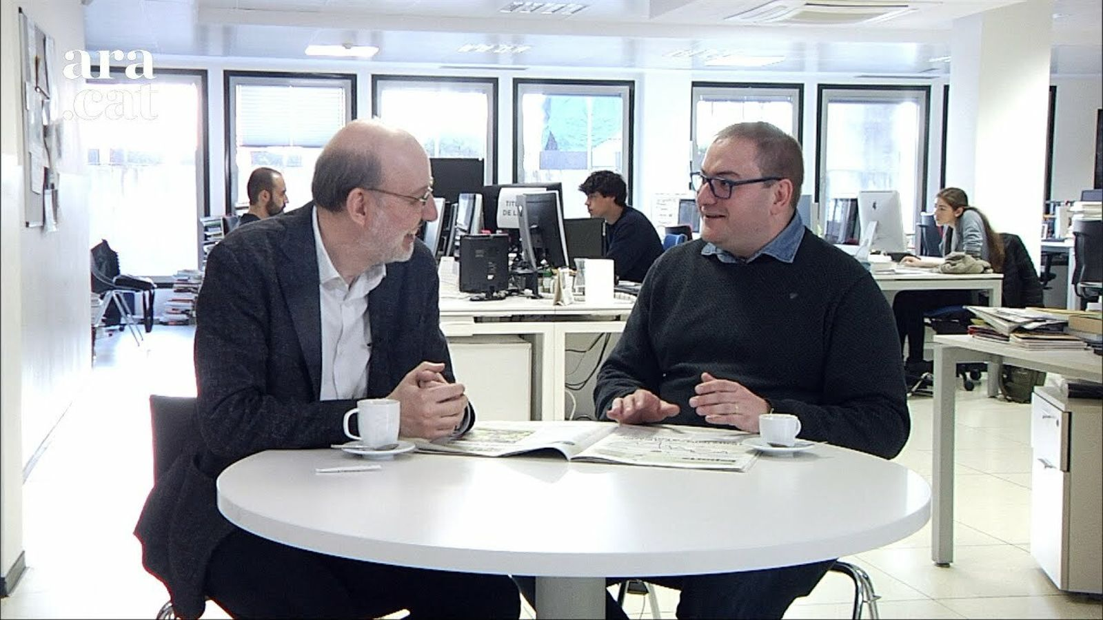 """El cafè de la Lliga: """"La curiosa història d'un Barça en crisi que era líder"""""""