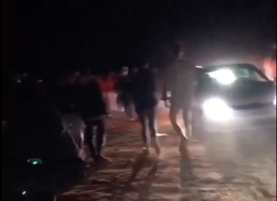 Vídeo enregistrat a la festa multitudinària de dissabte a Prats i Sansor