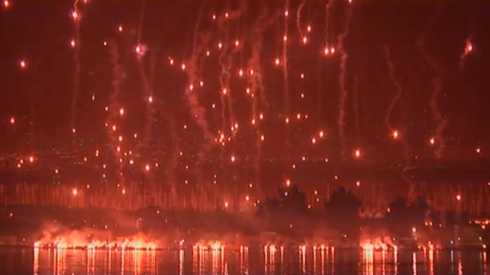Espectacular vídeo del centenari del Hajduk Split